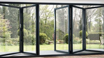 Energy Efficient Bi-Fold Doors Become The First Choice Of Construction Engineers